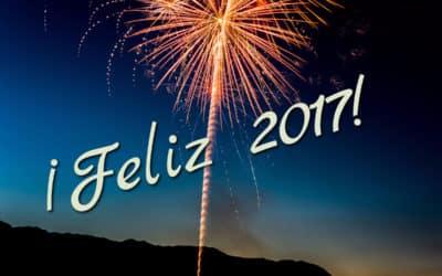 ¡Feliz año 2017!